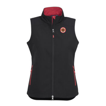VCoM Ladies Geneva Under-Jacket Vest (Club Embroidered Patch) Member Price $63.99 Thumbnail